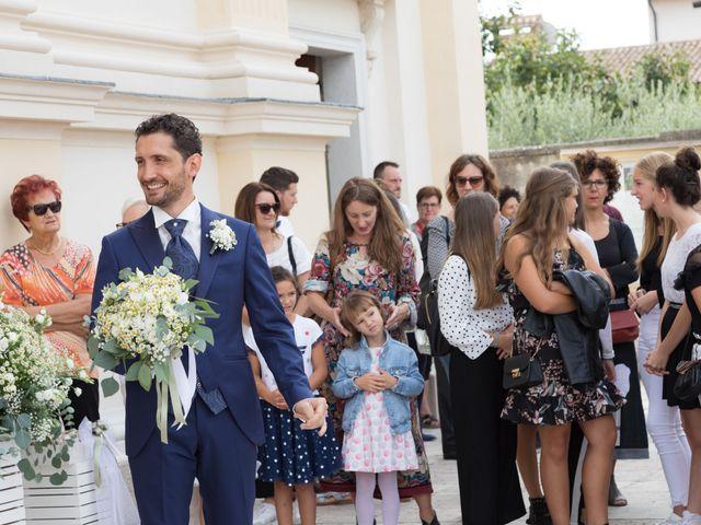Il matrimonio di Filippo e Marina a Tezze sul Brenta, Vicenza 13