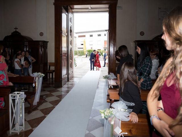 Il matrimonio di Filippo e Marina a Tezze sul Brenta, Vicenza 15