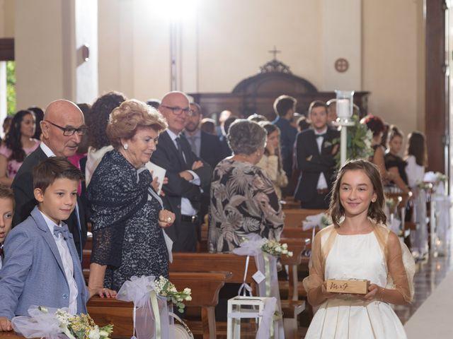 Il matrimonio di Filippo e Marina a Tezze sul Brenta, Vicenza 16