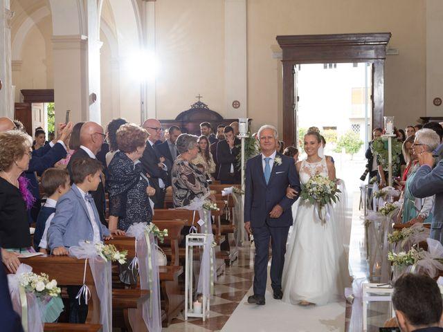 Il matrimonio di Filippo e Marina a Tezze sul Brenta, Vicenza 17