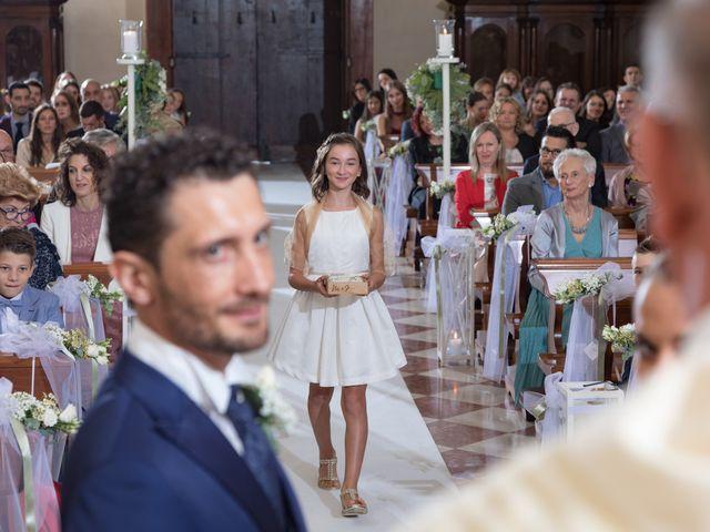 Il matrimonio di Filippo e Marina a Tezze sul Brenta, Vicenza 19