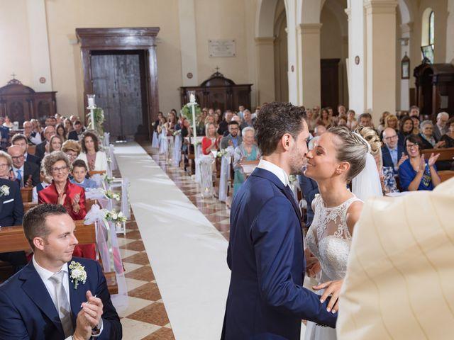 Il matrimonio di Filippo e Marina a Tezze sul Brenta, Vicenza 20