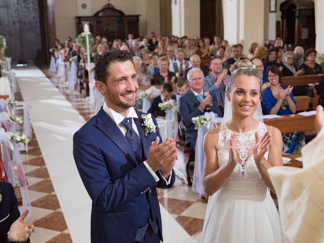 Il matrimonio di Filippo e Marina a Tezze sul Brenta, Vicenza 21