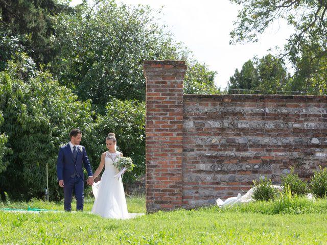 Il matrimonio di Filippo e Marina a Tezze sul Brenta, Vicenza 25