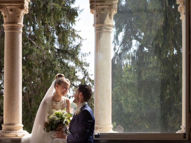 Il matrimonio di Filippo e Marina a Tezze sul Brenta, Vicenza 33