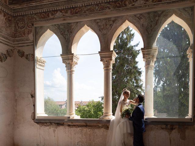 Il matrimonio di Filippo e Marina a Tezze sul Brenta, Vicenza 2