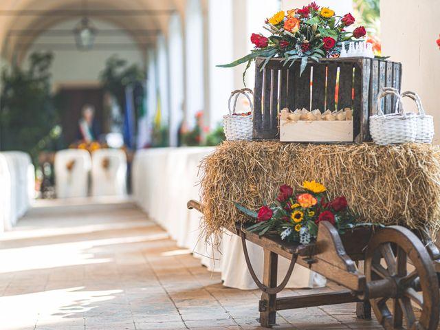 Il matrimonio di Massimiliano e Paola a Colorno, Parma 13