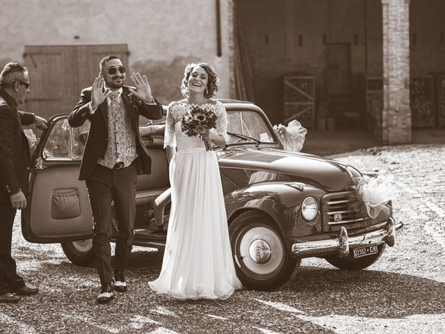 Il matrimonio di Massimiliano e Paola a Colorno, Parma 21