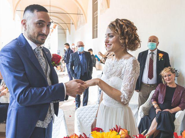 Il matrimonio di Massimiliano e Paola a Colorno, Parma 28