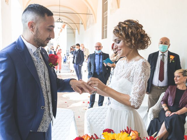 Il matrimonio di Massimiliano e Paola a Colorno, Parma 29