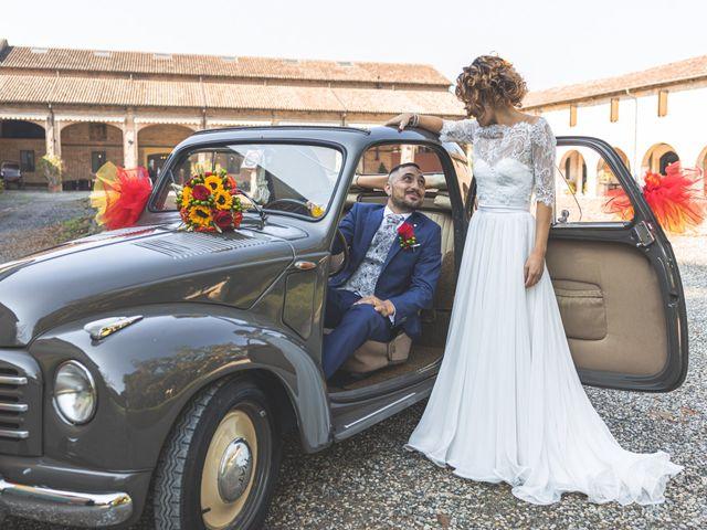 Il matrimonio di Massimiliano e Paola a Colorno, Parma 1