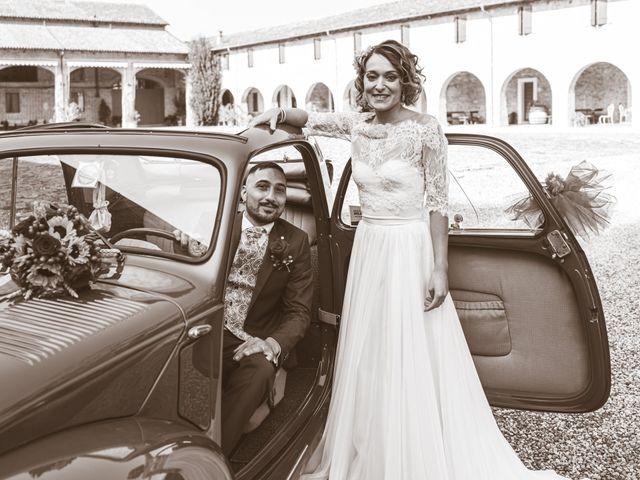 Il matrimonio di Massimiliano e Paola a Colorno, Parma 32