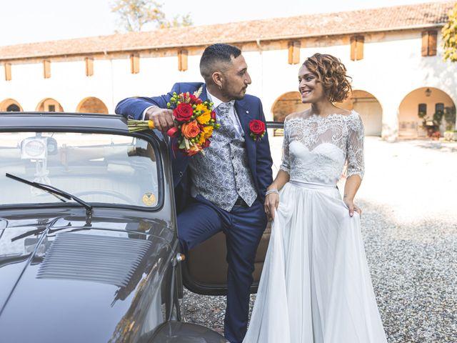 Il matrimonio di Massimiliano e Paola a Colorno, Parma 34