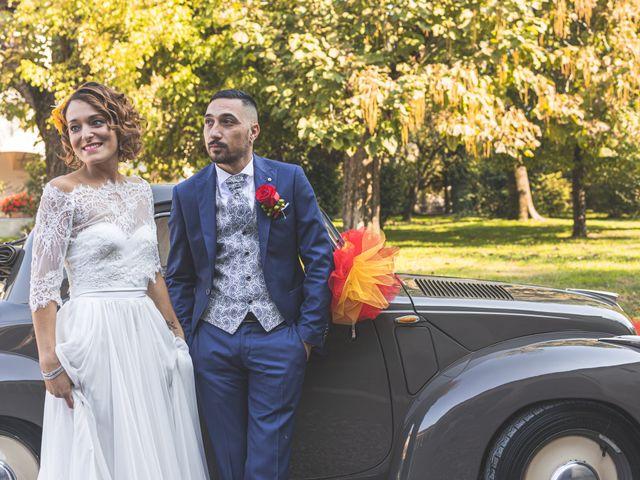 Il matrimonio di Massimiliano e Paola a Colorno, Parma 36