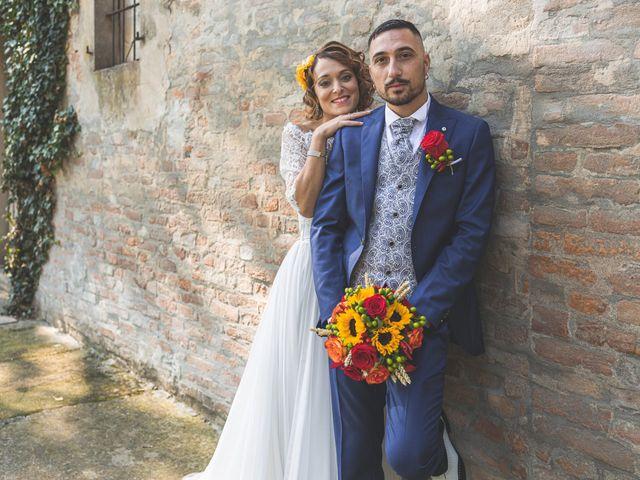 Le nozze di Paola e Massimiliano