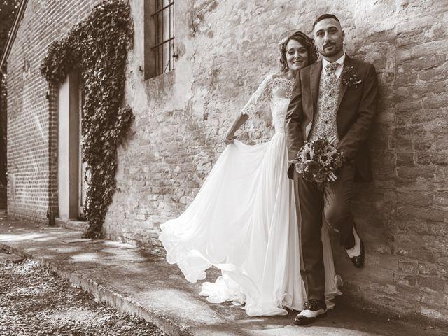 Il matrimonio di Massimiliano e Paola a Colorno, Parma 38