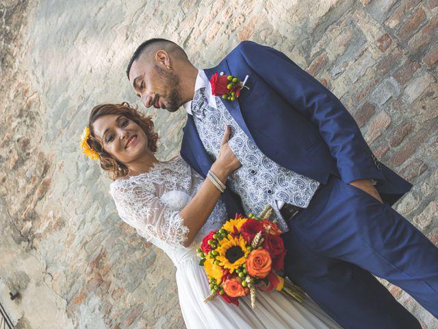 Il matrimonio di Massimiliano e Paola a Colorno, Parma 40