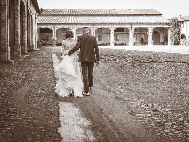 Il matrimonio di Massimiliano e Paola a Colorno, Parma 41