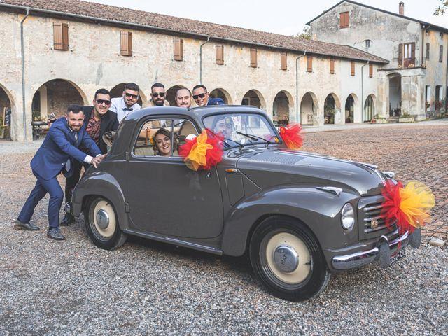 Il matrimonio di Massimiliano e Paola a Colorno, Parma 2