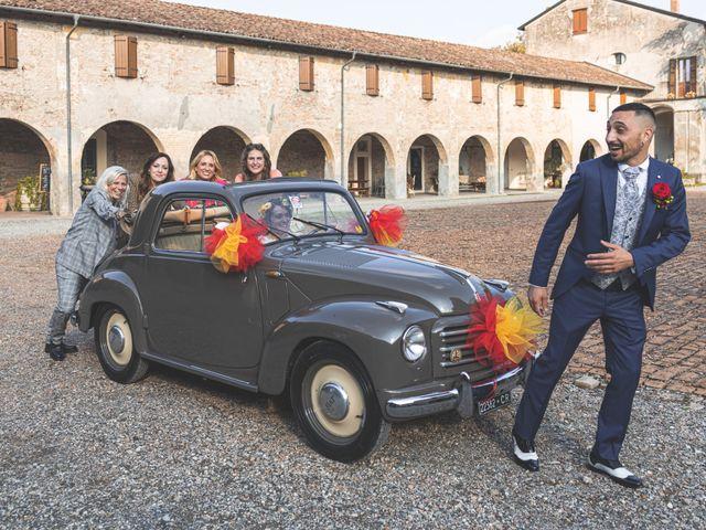 Il matrimonio di Massimiliano e Paola a Colorno, Parma 47