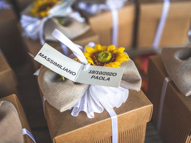 Il matrimonio di Massimiliano e Paola a Colorno, Parma 48