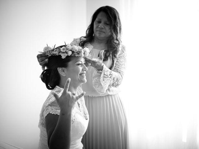 Il matrimonio di Iurie e Kaja a Torgiano, Perugia 2
