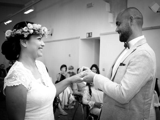 Il matrimonio di Iurie e Kaja a Torgiano, Perugia 3