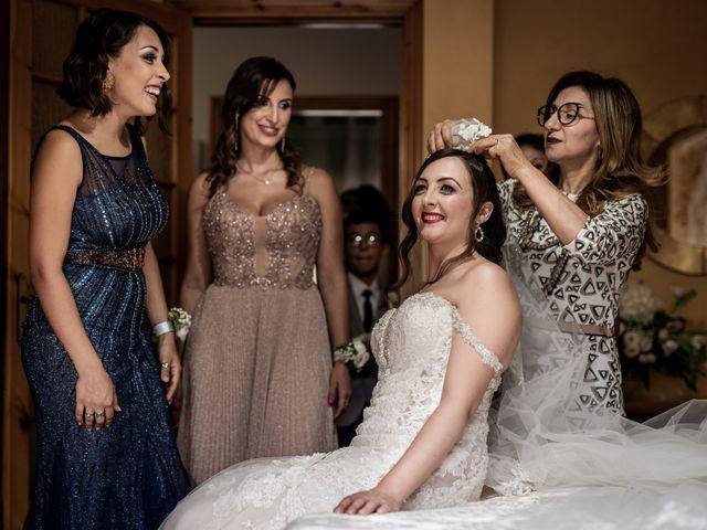 Il matrimonio di Chiara e Alessandro a Bronte, Catania 28