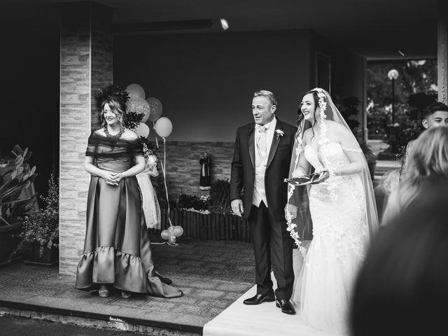 Il matrimonio di Chiara e Alessandro a Bronte, Catania 33