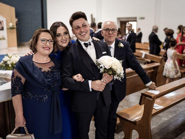 Il matrimonio di Chiara e Alessandro a Bronte, Catania 34