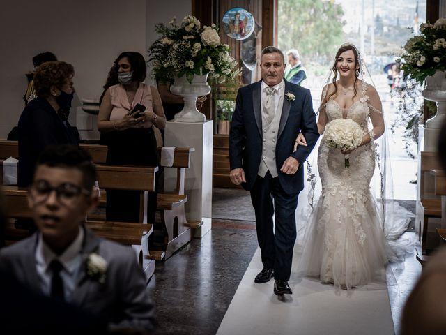Il matrimonio di Chiara e Alessandro a Bronte, Catania 36