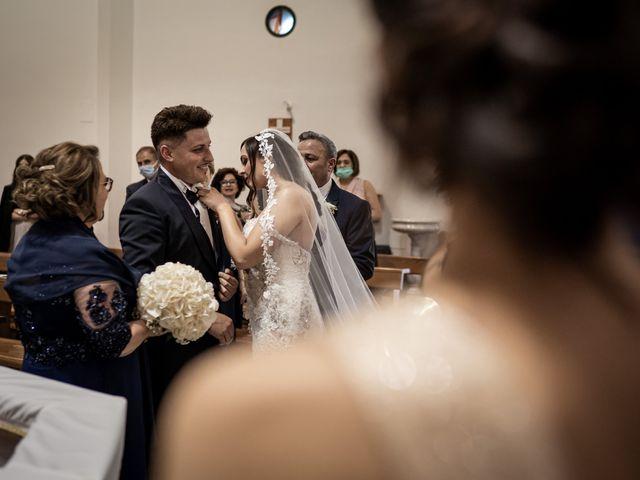 Il matrimonio di Chiara e Alessandro a Bronte, Catania 37