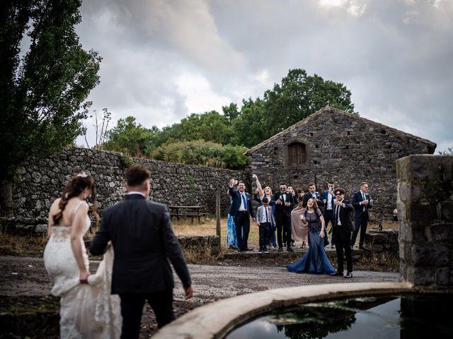Il matrimonio di Chiara e Alessandro a Bronte, Catania 52