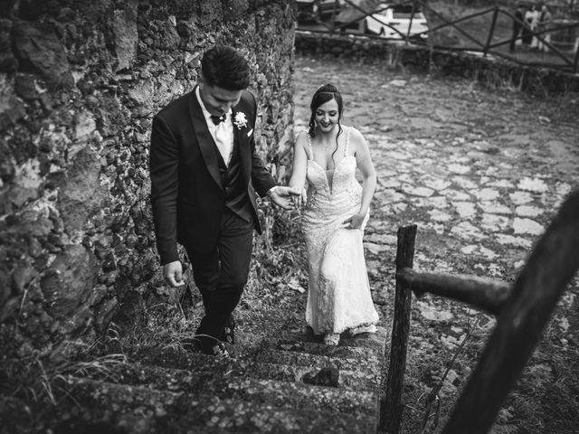 Il matrimonio di Chiara e Alessandro a Bronte, Catania 54