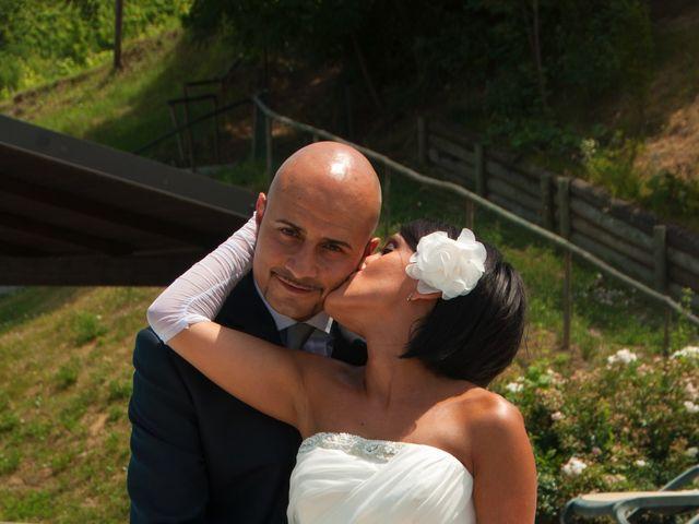 Le nozze di Chiara e Massimiliano