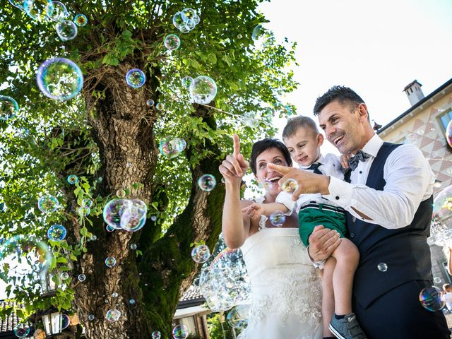 Il matrimonio di Giuseppe e Natalia a Scanzorosciate, Bergamo 2