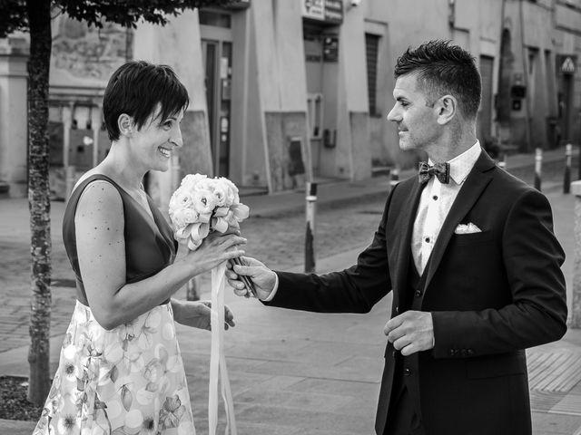 Il matrimonio di Giuseppe e Natalia a Scanzorosciate, Bergamo 11