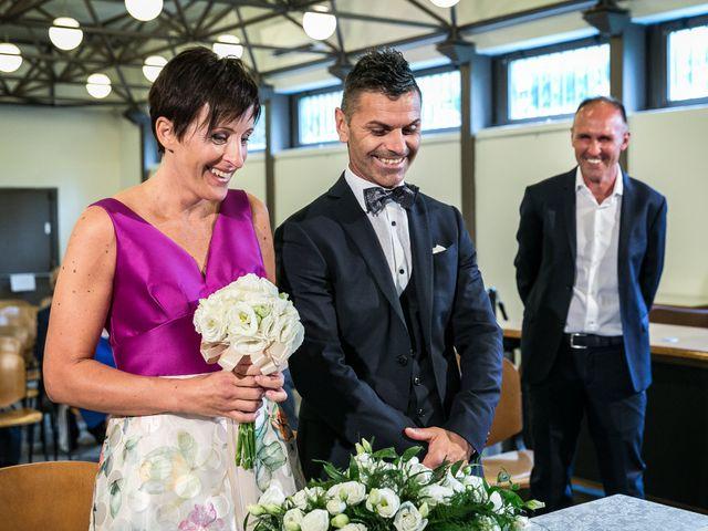 Il matrimonio di Giuseppe e Natalia a Scanzorosciate, Bergamo 13
