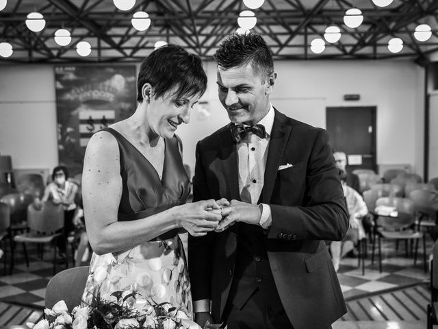 Il matrimonio di Giuseppe e Natalia a Scanzorosciate, Bergamo 15