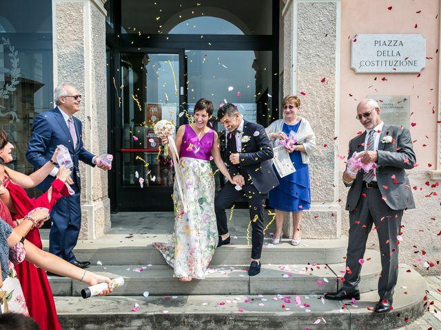 Il matrimonio di Giuseppe e Natalia a Scanzorosciate, Bergamo 17