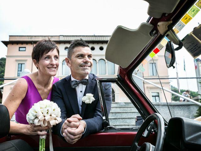 Il matrimonio di Giuseppe e Natalia a Scanzorosciate, Bergamo 18