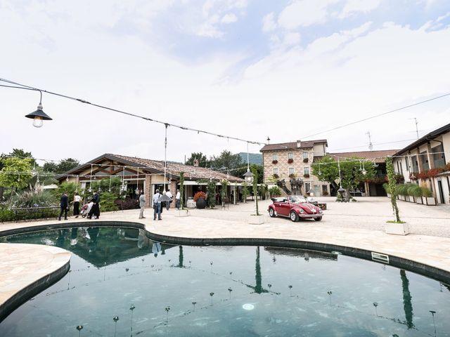 Il matrimonio di Giuseppe e Natalia a Scanzorosciate, Bergamo 19
