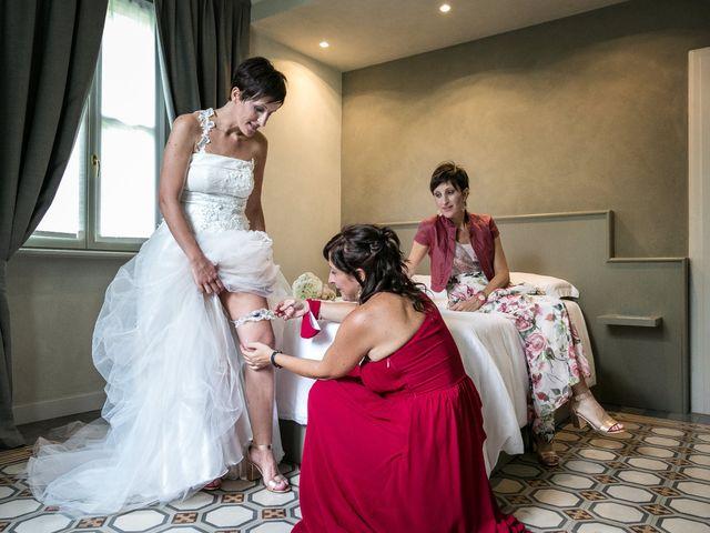 Il matrimonio di Giuseppe e Natalia a Scanzorosciate, Bergamo 24