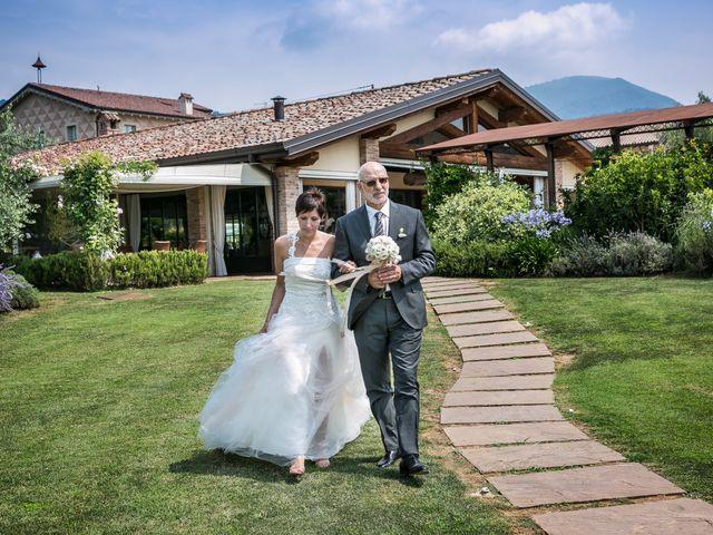 Il matrimonio di Giuseppe e Natalia a Scanzorosciate, Bergamo 32