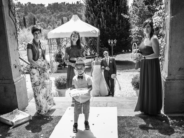 Il matrimonio di Giuseppe e Natalia a Scanzorosciate, Bergamo 33