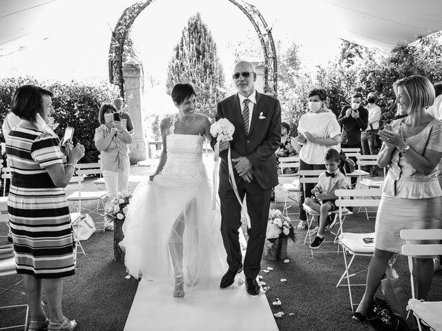 Il matrimonio di Giuseppe e Natalia a Scanzorosciate, Bergamo 35