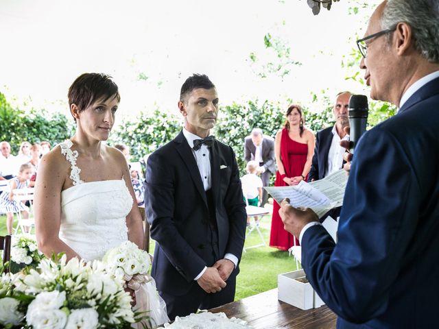 Il matrimonio di Giuseppe e Natalia a Scanzorosciate, Bergamo 37