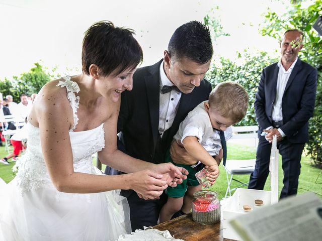 Il matrimonio di Giuseppe e Natalia a Scanzorosciate, Bergamo 40