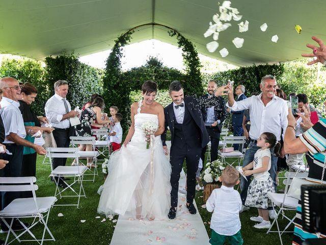 Il matrimonio di Giuseppe e Natalia a Scanzorosciate, Bergamo 42