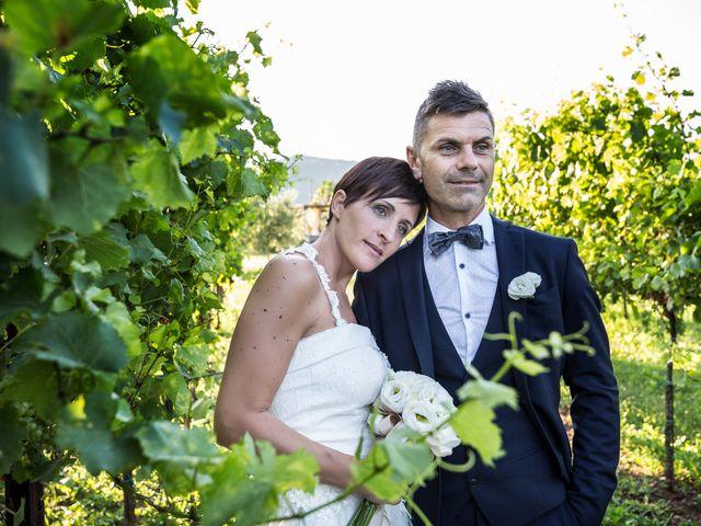Il matrimonio di Giuseppe e Natalia a Scanzorosciate, Bergamo 46